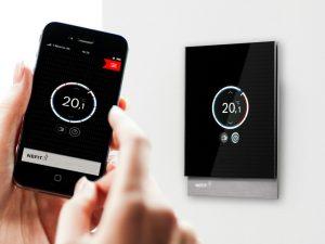 Nefit-Easy thermostaat gemak op afstand