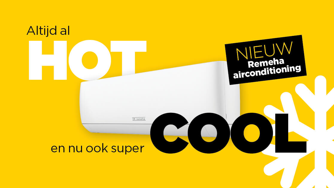 remeha introductie airco